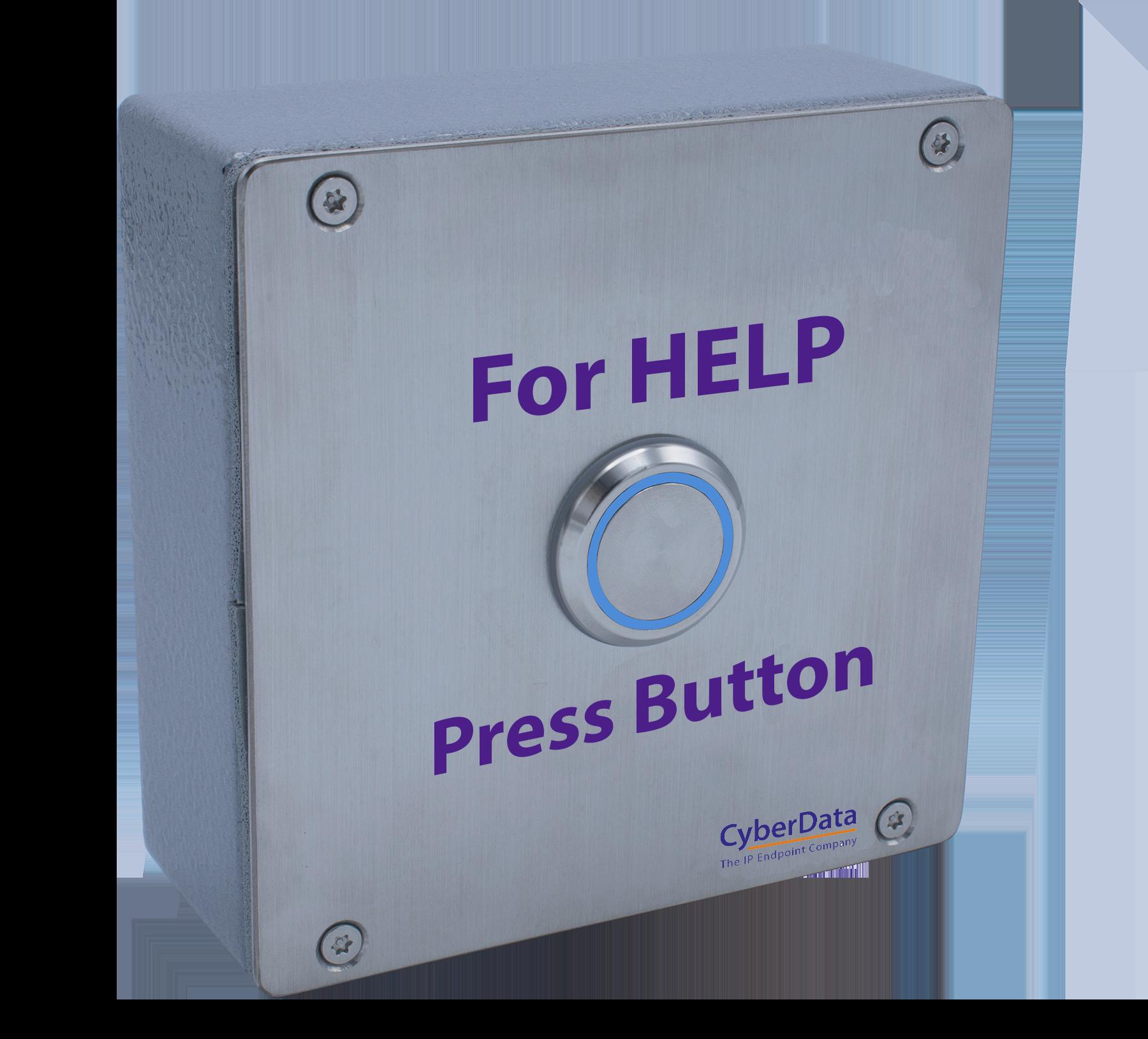 011491 SIP Outdoor Call Button